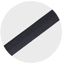 [Translate to English:] Einfassband aus 100 % Polyester
